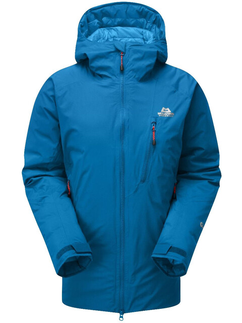"""Mountain Equipment W's Triton Jacket Lagoon Blue"""